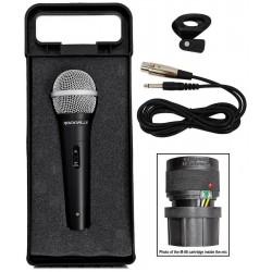 Microfono Rockville con cable