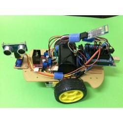 Kit proyecto carrito robot
