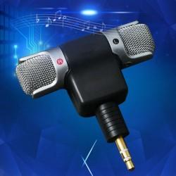 Mini microfono stereo