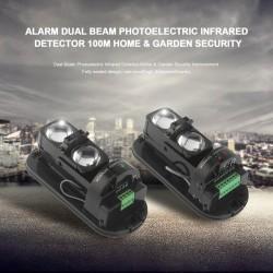 Detector de movimiento infrarrojo