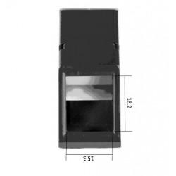 Lector optico de huella AS608