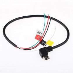 Cable Micro USB para camara drone