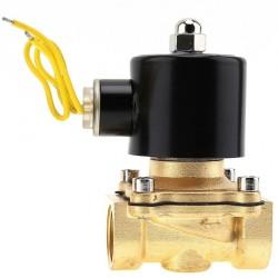 """Electro valvula selenoide 110V 3/4"""""""