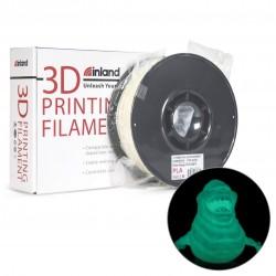 Filamento PLA Inland fluorescente 1.75 mm , 2.2 lb