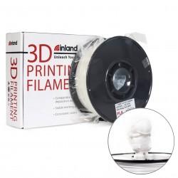 Filamento PLA Inland blanco 1.75 mm , 2.2 lb