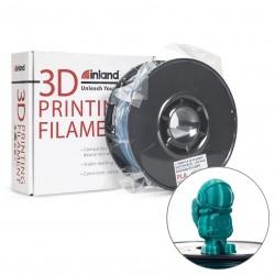 Filamento PLA Inland verde 1.75 mm , 2.2 lbs