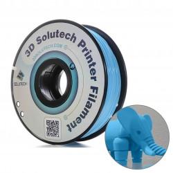 Filamento PLA solutech  azulo aqua 2.2 lb