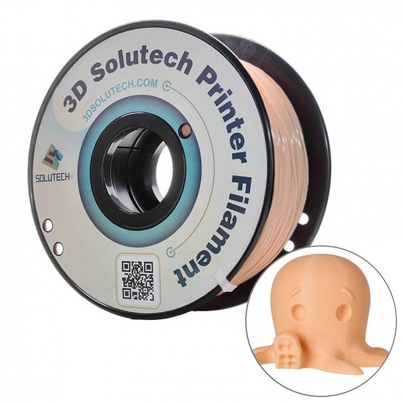 Filamento PLA solutech  Color piel  2.2 lb