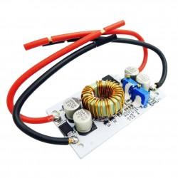 Estabilizador/regulador ascendente 10-50V 10A