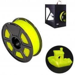 Filamento ABS sunlu amarillo 2.2 lb