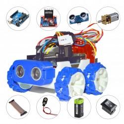 Kit carro robot modular