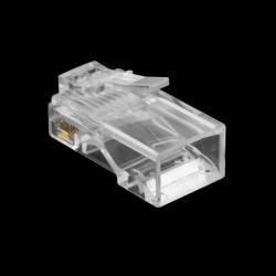 Conector RJ45 (10 unidades)