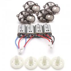 Kit de Motor para drone X8G/X8C/X8W