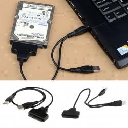 Adaptador de USB 2.0 a SATA...