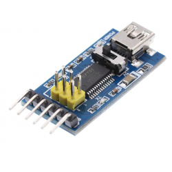 Adaptador USB FTDI  a TTL...