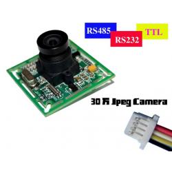 Camara Serial RS232