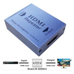Acoplador HDMI 4K