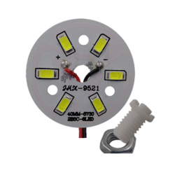 Lámpara LED SMD 3W