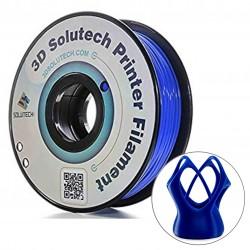 Filamento ABS Solutech azul...