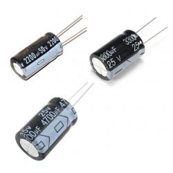 Capacitor electrolitico de...