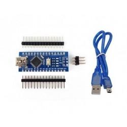 Arduino NANO 3.0 sin soldar