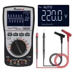 Multimetro y Osciloscopio 2...