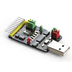 Convertidor de USB a I2C-...