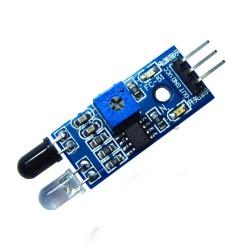 Sensor evasor de obstaculos Infrarrojo
