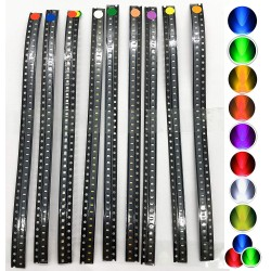 Diodo LED SMD / SMT 0603 9...