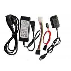 adaptador USB a SATA PATA IDE 2.5/3.5