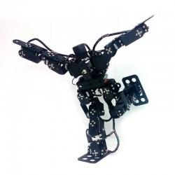 Estructura metalica robot...
