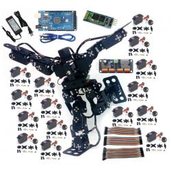 Robot humanoide 15DOF...
