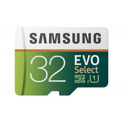 Memoria microSD 32GB Clase...