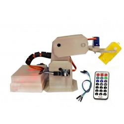 Kit mini brazo robot DIY