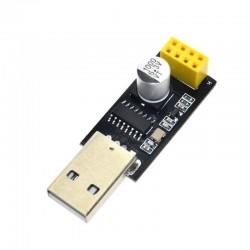 Adaptador de USB a ESP8266...