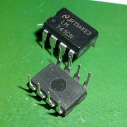 Amplificador operacional LM741
