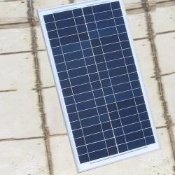 Panel Solar 18V 30W