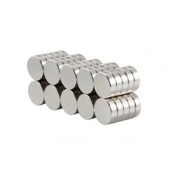 Imán de neodimio 10X3mm (5U)
