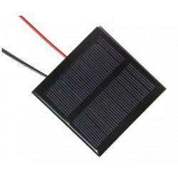 Mini panel solar 5.5V 0.6W