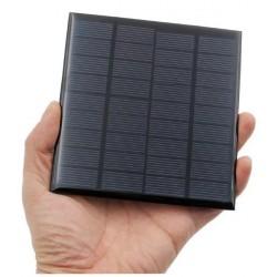 Mini panel solar 9V 2W
