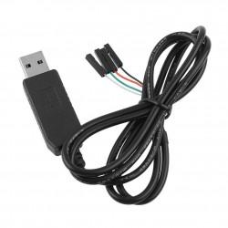 Convertidor USB a RS232