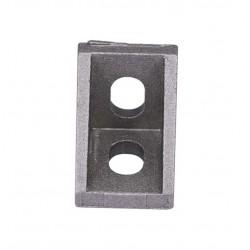 Soporte angular de aluminio