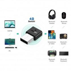 Adaptador USB Bluetooth...