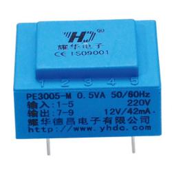 Mini transformador para PCB...