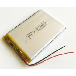 Batería tipo LiPo 3.7V 2000mAh