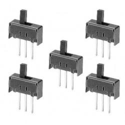 Micro interruptor rocker 3...