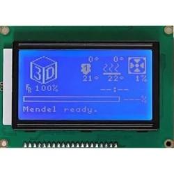 Pantalla LCD 12864 I2C Para...