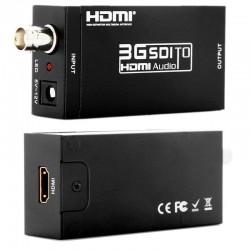 Convertidor SDI a HDMI