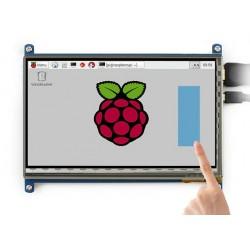 Pantalla táctil LCD de 7...
