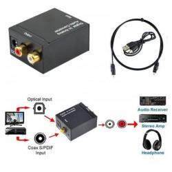 Convertidor de Audio Óptico...